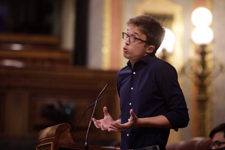 Ayuso quiere anticipadas en la Comunidad de Madrid. Errejón registra una moción para intentar impedirlo