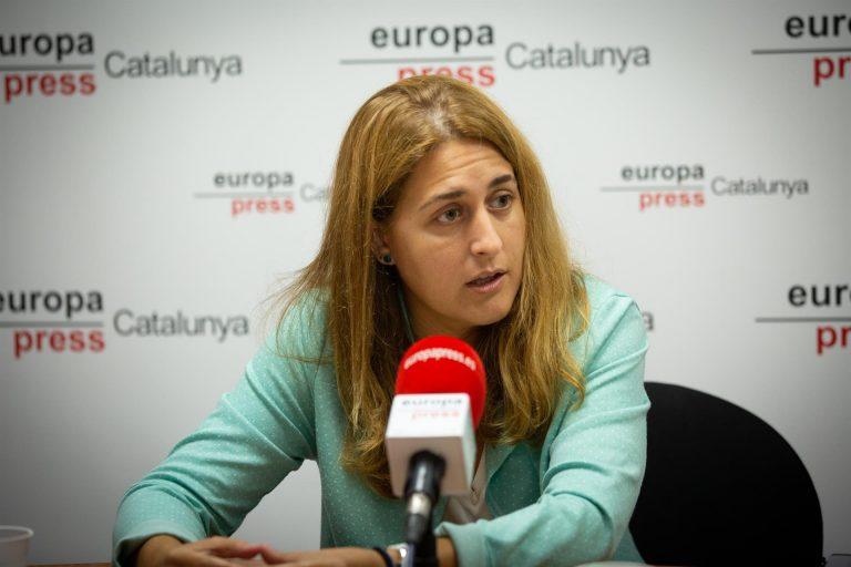Marta Pascal (PNC) vs Puigdemont: «No hay ningún liderazgo que esté por encima del país»