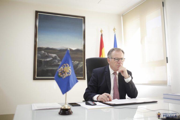 El Presidente de Melilla ha pedido al Gobierno controles en puertos y aeropuertos