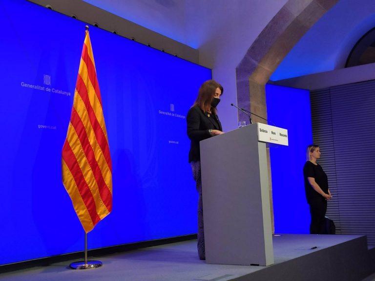 A vueltas con el posible confinamiento de fin de semana en Cataluña