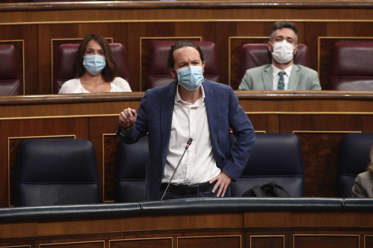 Iglesias quiere declarar voluntariamente por la financiación de Podemos