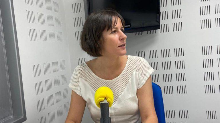 """Ana Pontón tacha de """"falta de respeto"""" los """"bandazos"""" de la Xunta de Galicia con el inicio de curso"""