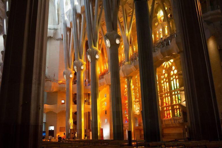 La Sagrada Familia retrasa su fecha de finalización más allá de 2026 por el COVID