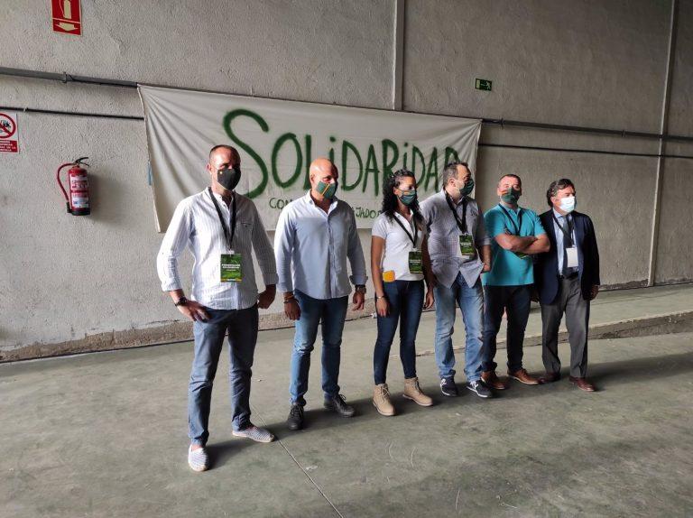 Vox lanza el sindicato 'Solidaridad' frente los «corruptos y extremistas» UGT y CC.OO.