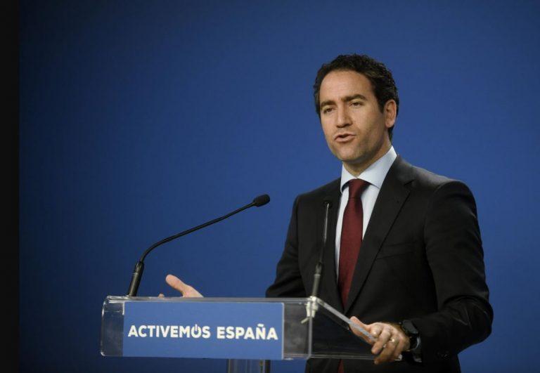 El PP reprocha al PSOE que quiera investigar la Kitchen pero impida la comisión sobre Podemos