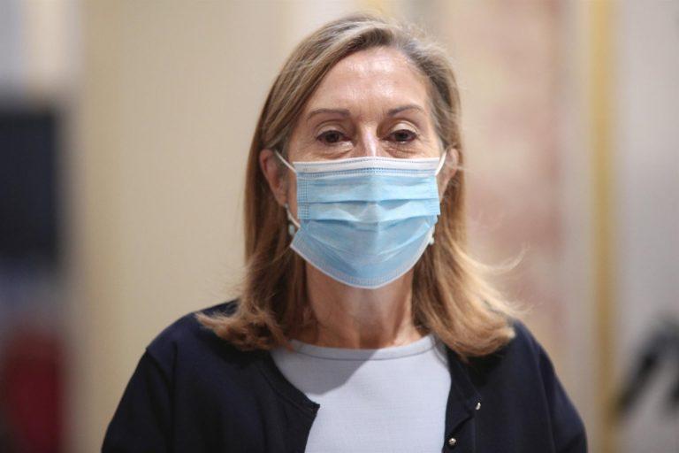 Ana Pastor pide «responsabilidad y prudencia» tras el fin del estado de alarma, «esa que no ha tenido el Gobierno»