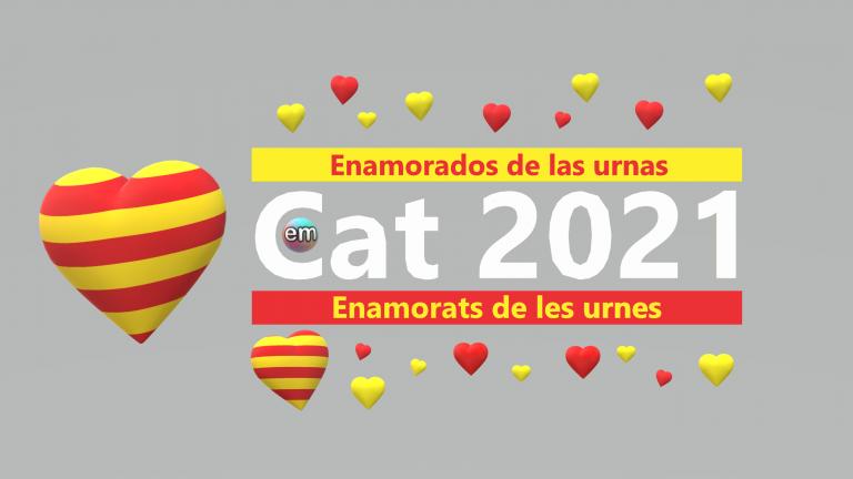 Cataluña 2021: enamorados de las urnas – Catalunya 2021: enamorats de les urnes