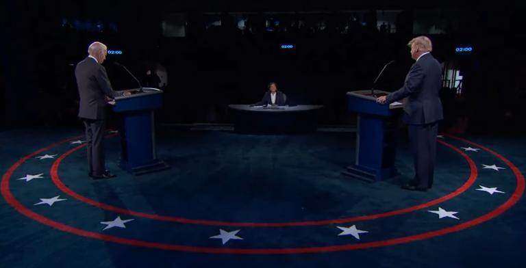 Trump vs Biden: el último debate fue civilizado y sin grandes novedades
