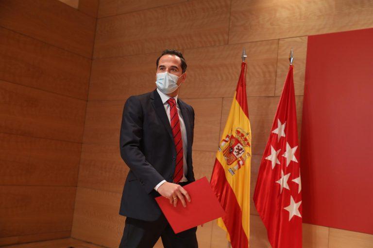 Ignacio Aguado: «que no te engañen, armonicemos 'a la madrileña'»