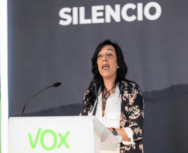 Casi todo el Parlamento Vasco hace el vacío a la diputada de Vox