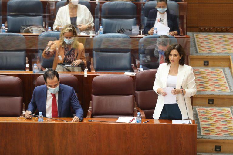 Madrid recurrirá la orden ministerial ante los tribunales