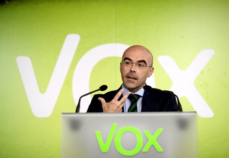 Vox espera al miércoles para ver 'por dónde sopla el viento' del PP en la moción