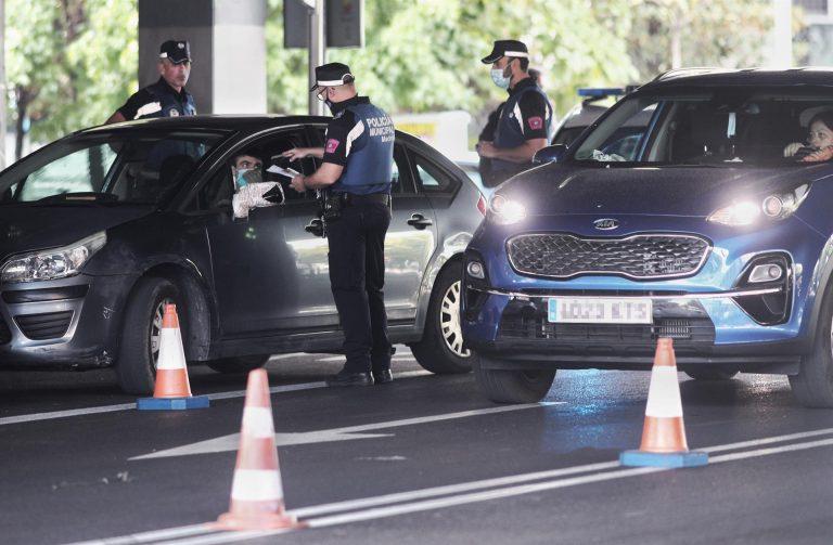 Madrid solo informará, y no sancionará si se incumple el confinamiento, hasta que se resuelva el recurso