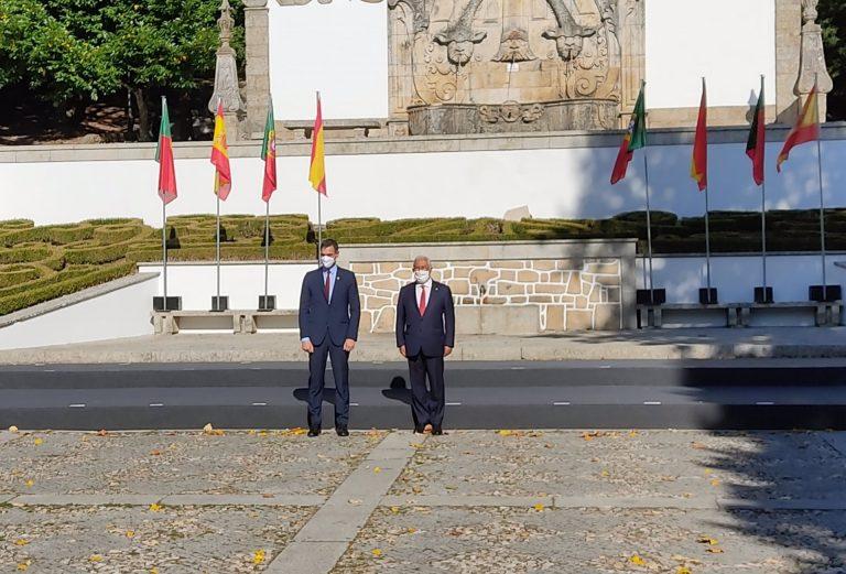 Sánchez llega con retraso a la Cumbre Hispano-Lusa en Guarda (Portugal) por las condiciones meteorológicas