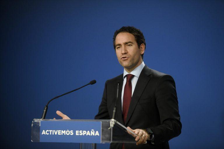 El PP afirma que la moción de censura de Vox solo servirá para beneficiar a Sánchez