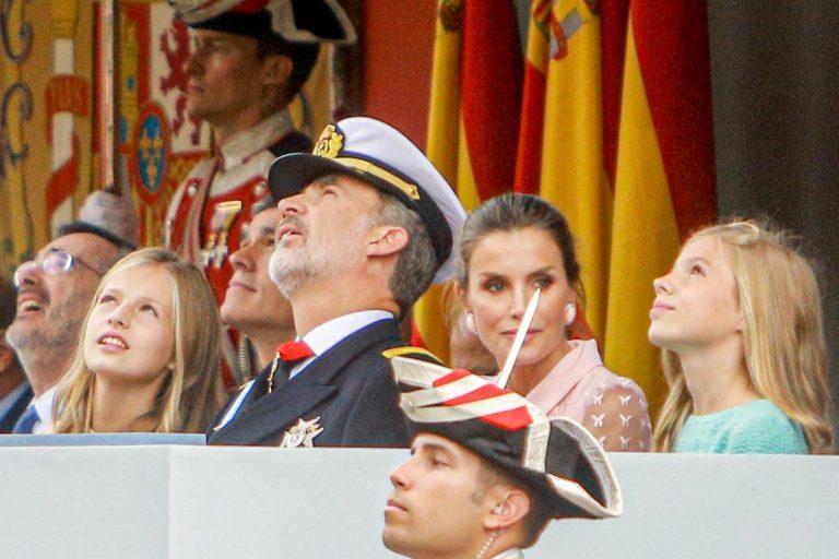 Los Reyes presiden este lunes un 12-O sin desfile militar y el primero del Gobierno de coalición