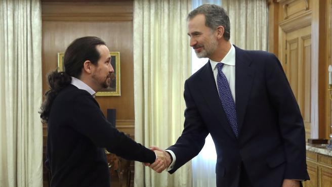 Pablo Iglesias y Felipe VI viajarán juntos a Bolivia para la toma de posesión de Arce