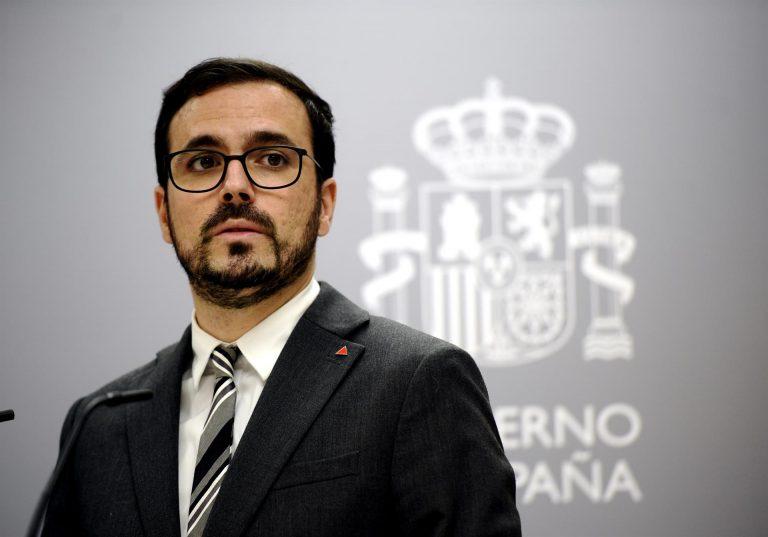 Alberto Garzón, ¿candidato de UP en Andalucía?
