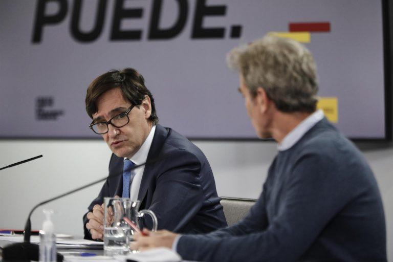 Illa avisa de que se podrían incrementar las restricciones en Madrid