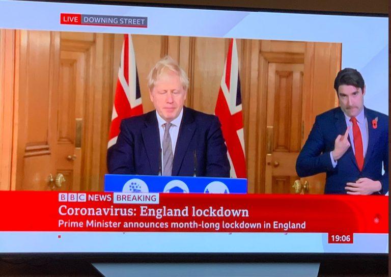 Austria e Inglaterra se suman al cierre hasta diciembre