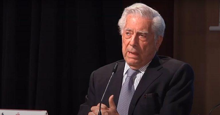 Vargas Llosa cree que la «diversidad del entretenimiento» ha ido «marginando» la «actitud crítica» de la literatura