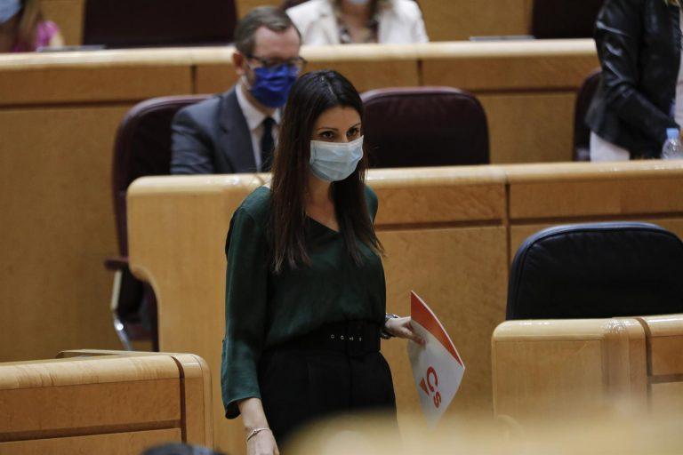 Lorena Roldán deja Ciudadanos y se presentará con el PP a las elecciones catalanas