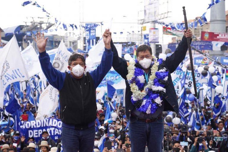 Bolivia: gana el candidato de Evo Morales