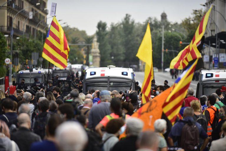 Maragall dice que cada visita del rey a Barcelona es 'un pequeño estado de excepción'