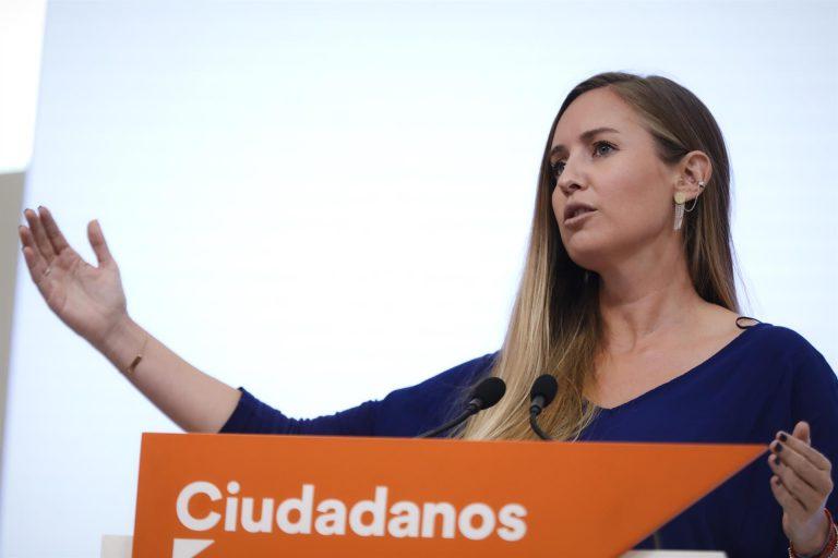 """Otro adiós en Ciudadanos, Melisa Rodríguez deja la Ejecutiva del partido por """"motivos personales"""""""