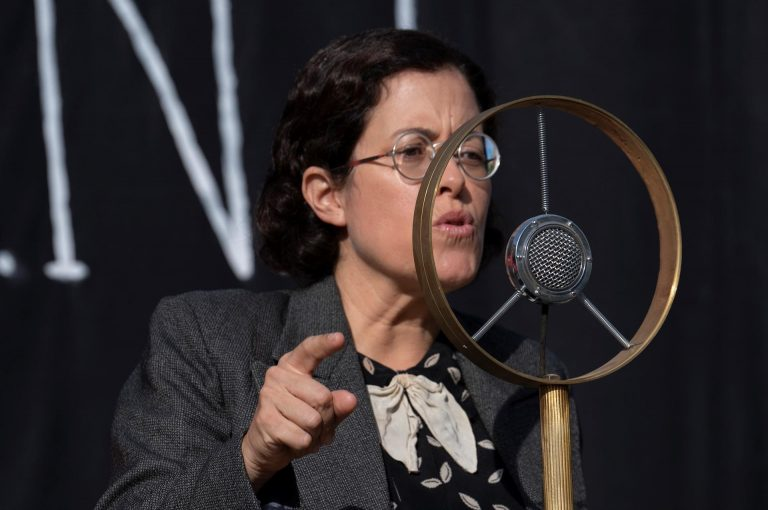 Arranca el rodaje de la película sobre Frederica Montseny, la primera ministra de Europa