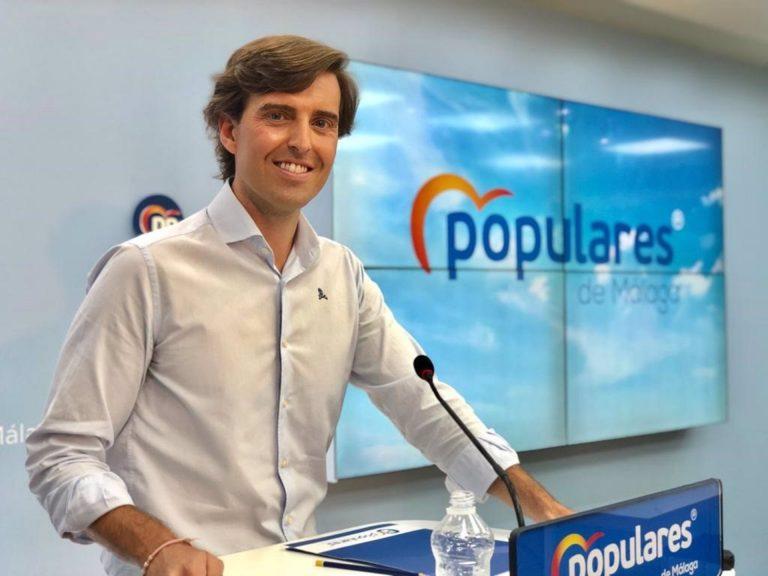 Montesinos (PP) dice debe levantarse la alarma porque Madrid mejora mientras Navarra empeora