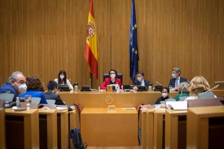 Acuerdo general del Pacto de Toledo, con la excepción de Vox