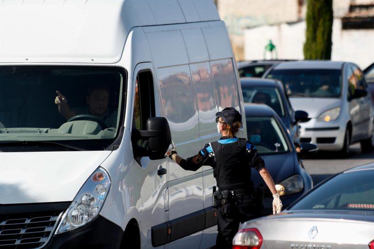 CSIF avisa que «con las plantillas actuales» no se puede controlar un 'toque de queda' en Madrid