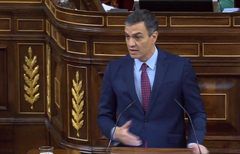 Pedro Sánchez anuncia una 'parada de reloj' de la reforma del CGPJ