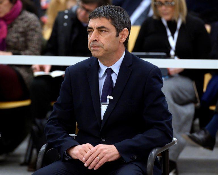 Trapero, absuelto por la Audiencia Nacional