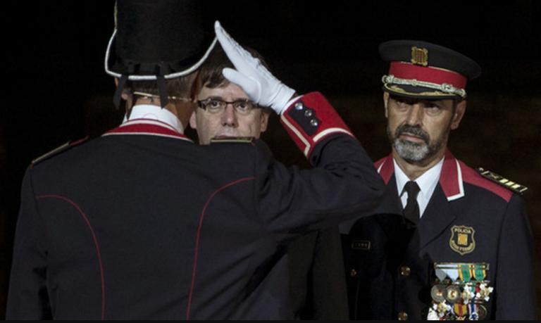"""Puigdemont tras salir del Tribunal de Apelación de Sassari (Italia): """"Estoy 'molto contento"""""""