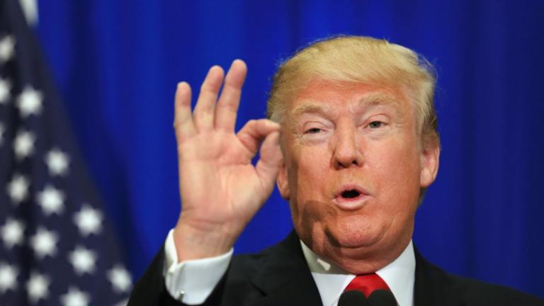 Trump, positivo por coronavirus