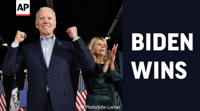 Joe Biden, reconocido como presidente de los Estados Unidos de América
