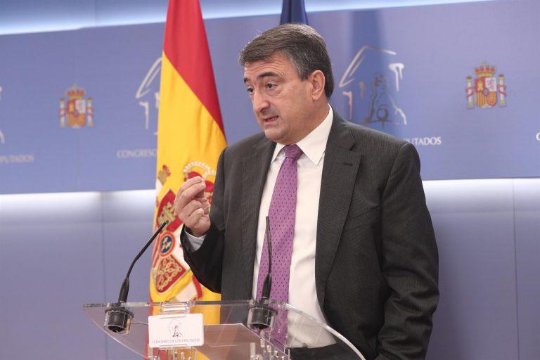 El PNV cree que Sánchez no acepta el referéndum por la presión de sectores del PSOE y la prensa