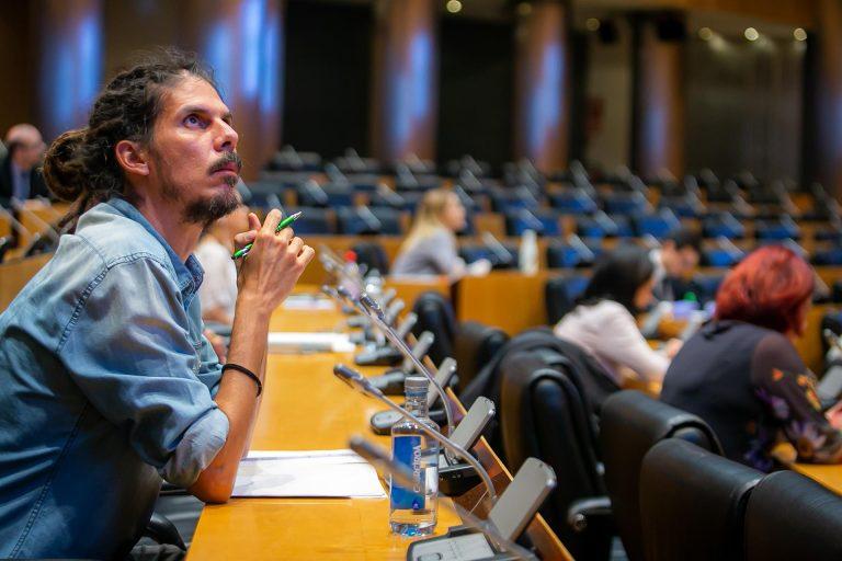 El Supremo condena a Alberto Rodríguez (Podemos) por atentado a la autoridad