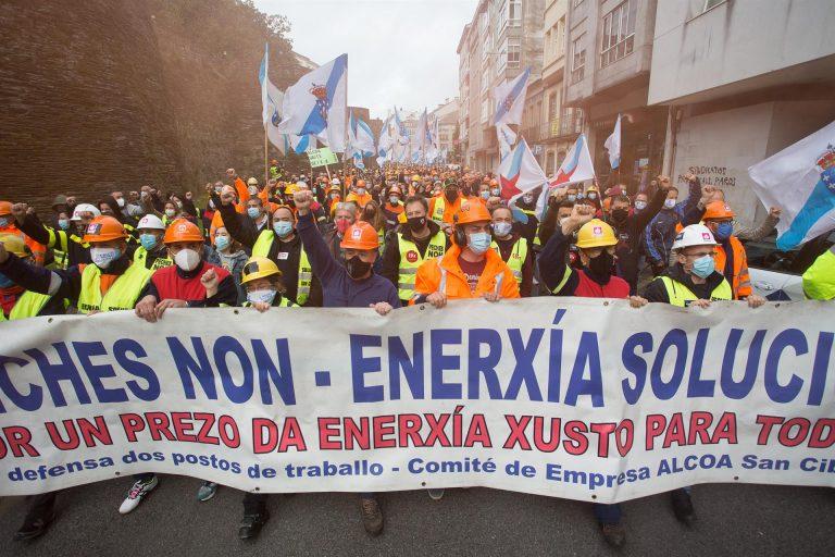 ALCOA rechaza el ofrecimiento del Gobierno y la Xunta para traspasar la factoría a un comprador, lo que conservaría los empleos