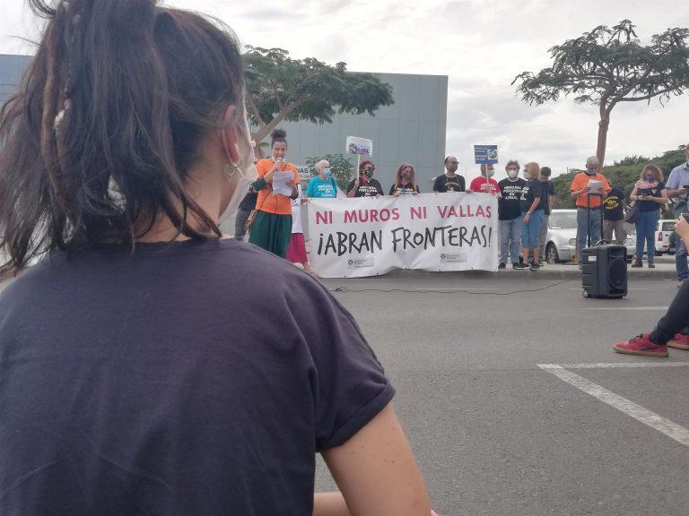 Marlaska asegura que Canarias 'no se convertirá en la nueva Lesbos'