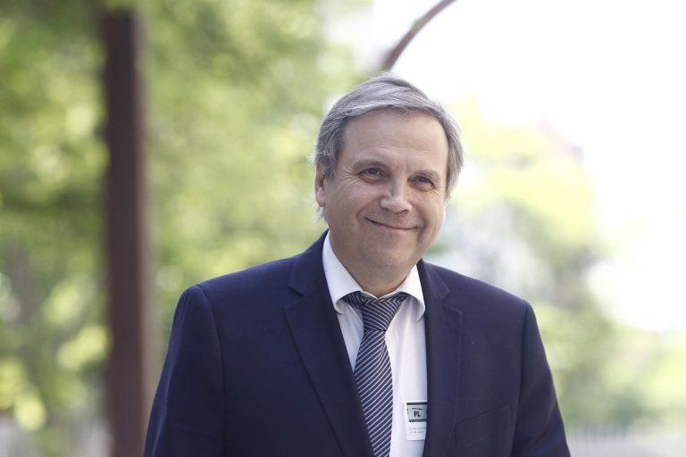 Antonio Miguel Carmona, vicepresidente de Iberdrola