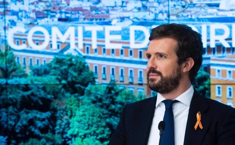 El PP pide que la congelación del sueldo de Sánchez y los ministros afecte también a todos los altos cargos