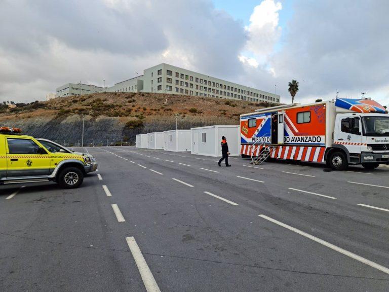 Ceuta solicita el cierre de la actividad no esencial desde las 20:00 de hoy