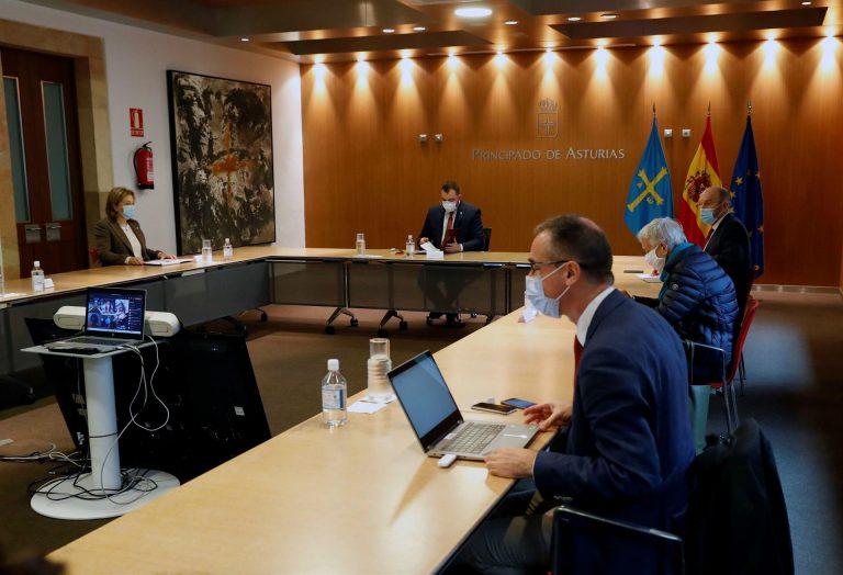 Asturias decreta el cierre de la actividad económica no esencial y pedirá el confinamiento domiciliario