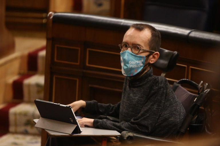 Rechazada la enmienda de Unidas Podemos sobre los desahucios