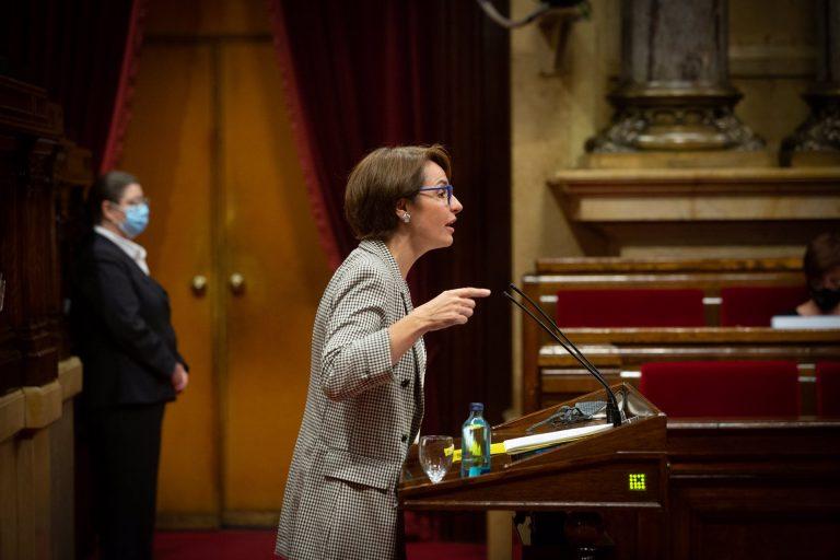 ERC insta al Parlament catalán a declarar la «urgencia» de bajar el IVA de productos para la menstruación