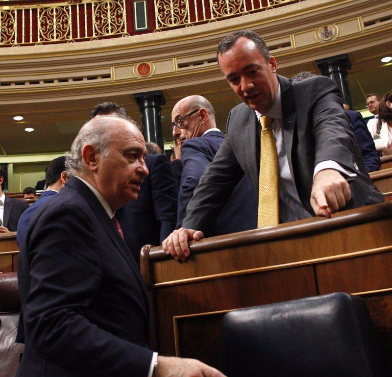 Fernández Díaz y su 'número dos', cara a cara en el juzgado
