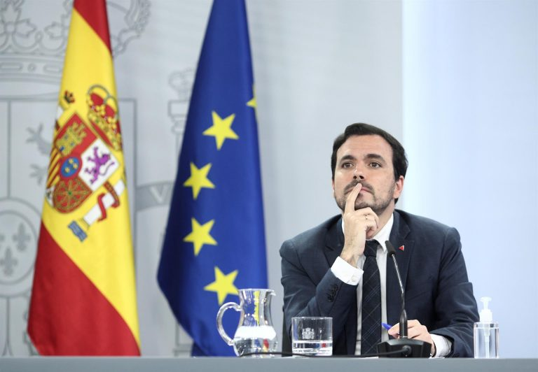 """Alberto Garzón se descarta """"absolutamente"""" para ser candidato a la Junta de Andalucía"""